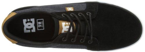 DC–Council Xe adys300023BC9Lace-up semi-shoe nero (Schwarz (BLACK/COPPER))
