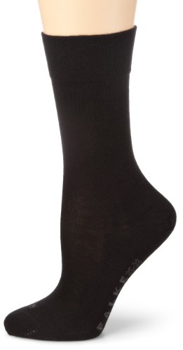 falke sensitive FALKE Damen Socken 47686 Sensitiv London SO, Gr. 39/42 ,Schwarz (black)