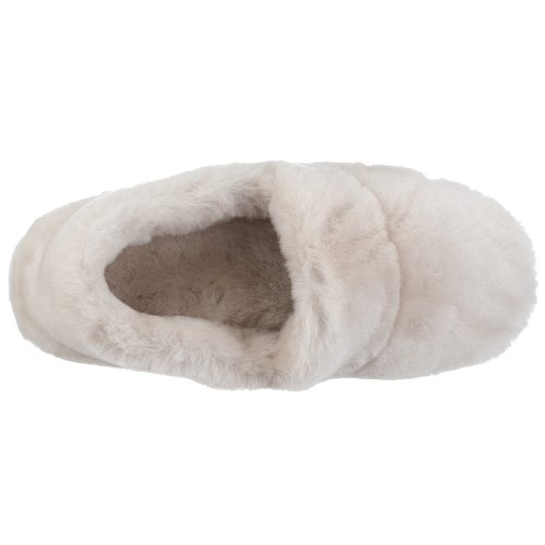 Giesswein Gloggnitz 24-10-40320, Pantofole donna Avorio (Elfenbein/378)