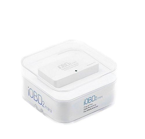 iOBD2 Mini Auto Leistungstest 0-100 OBD2 OBD II Iphone Android Diagnosegerät