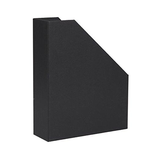 Rössler Papier 1318452700 - S.O.H.O. Stehsammler DIN A4, schwarz