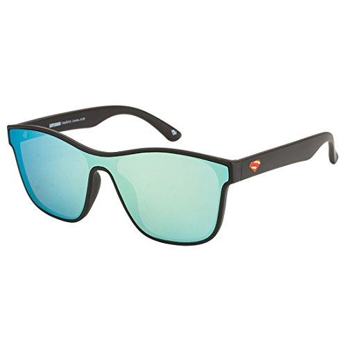 Superman Wayfarer Mirror Sunglasses  SM-801-C1 