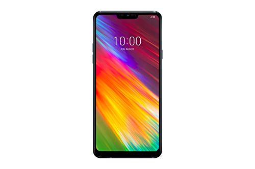 "LG LMQ850 G7 Fit - Smartphone de 6.1"" (Quad-Core 2.35 GHz Snapdragon 821, RAM de 4 GB, Memoria de 32 GB, Camara de 16 MP, Android 8.1) Color Negro (New Aurora Black)"