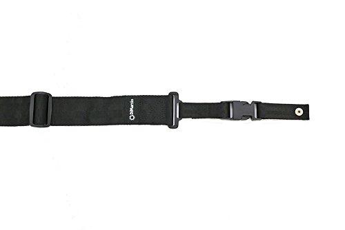 DiMarzio DD2200BK Cinturino Cliplock, Nero
