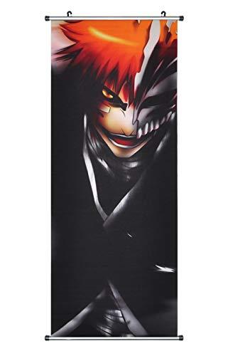 CoolChange Kakemono/Poster de la Serie Bleach, Tema: Ichigo Kurosaki, Imagen 2