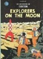 Tintin 17/Tintin explore the Moon (inglés)
