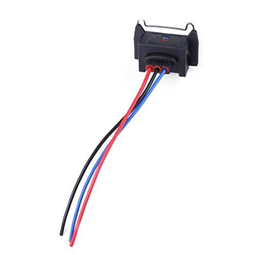 CITALL Le connecteur de Faisceau de câblage de Paquet de Bobine d'allumage adapté pour Ford Mazda 645-302 3U2Z14S411TNA