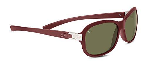 19f1d311aba Serengeti Eyewear Sunglasses Isola Red Sanded Wine Size M L