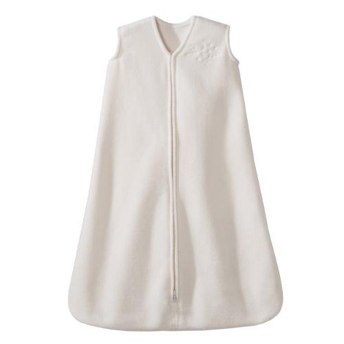 HALO SleepSack Micro-Fleece Wearable Blanket, Cream, X-Large by Halo