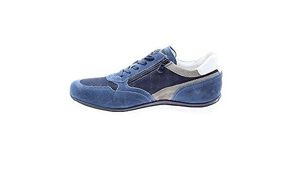 Scarpe Nero Giardini P900840u106 Lacci Uomo Sportive Sneakers NnO8v0mw