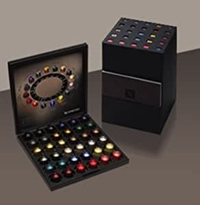 nespresso lot de offre sp ciale 250 capsules nespresso coffret de pr sentation dhl amazon. Black Bedroom Furniture Sets. Home Design Ideas