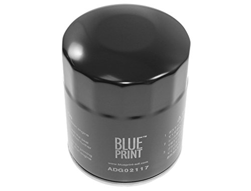 Preisvergleich Produktbild Blue Print ADG02117 Ölfilter,  1 Stück
