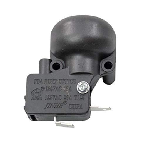 AZ Terrassenheizstrahlerglasrohr thp-atm Anti-Kipp Schalter für Terrassenstrahler - Ss Outdoor-heizung
