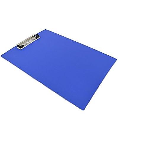 Brillare singolo A4 standard in PVC blu appunti SS-96