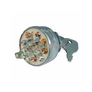 Silber Streak # 430674Starter Schalter für AYP 140301, Briggs & Stratton 5412h, Briggs & Strat