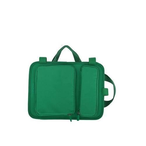 Moleskine Travelling Collection / Organizer-Einsatz Laptop 10\'\' / Oxyd-Grün