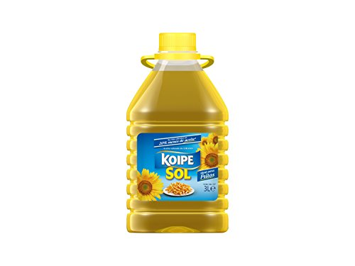 Foto de Aceite de semillas girasol Koipesol 3 litro pet