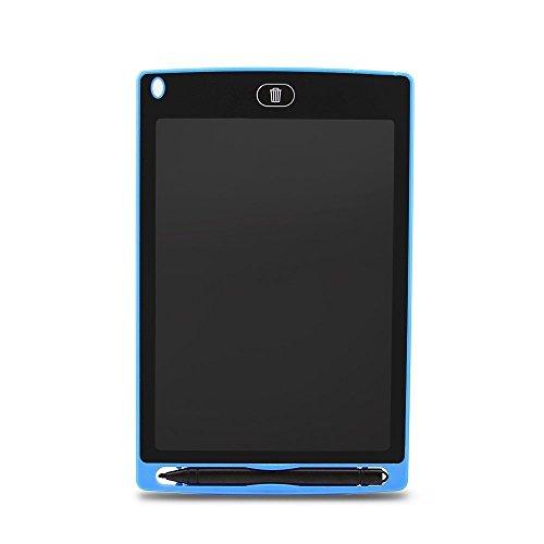 (piixy 21,6cm LCD Writing Tablet strapazierfähiges Zeichnen und Schreiben Elektronische Schreibtafel für Kinder und Erwachsene Blau)