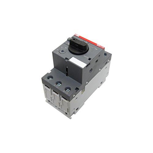 MS116-6.3 Motor breaker 2.2kW 208÷690VAC Mounting DIN -25÷55°C IP20 ABB -