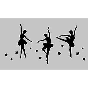 Aufkleber Tanzen Nr. 13