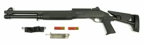 FIREPOWER SHOTGUN TACTICAL MS MULTI SHOT 30 BBS E=0 7J /C3 AIRSOFT