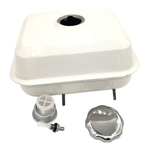Cancanle Serbatoio carburante Con tappo e filtro carburante e filtro giunto per Honda GX140 GX160 GX200 5.5HP 6.5HP 168F 170F Generatore motore Numéro d'article: 17510-ZE1-030ZA