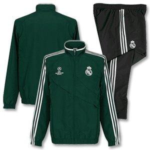 Real Madrid adidas EU Präsentations Trainingsanzug Z10119