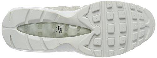 Nike Herren Air Max 95 Essential Sneaker Grau (Pale Grey/pale Grey-summit White)