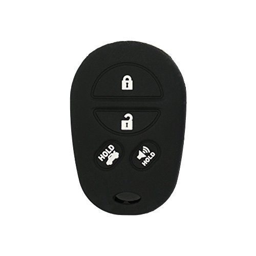 fassport-silicone-cover-skin-jacket-fit-for-toyota-4-button-remote-key-case-cv2418-black