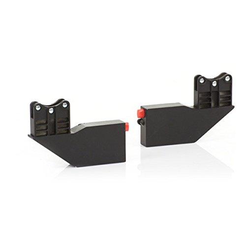 Preisvergleich Produktbild ABC-Design Zoom 9119900Adapter Adapter für Kinderwagen, schwarz
