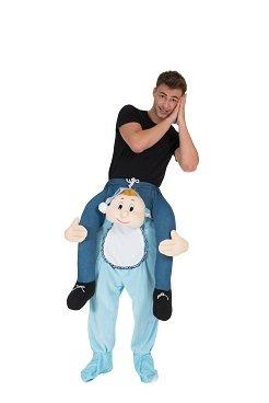 stüm tragen des Baby Unisex für Sie und Ihn Karneval 50176 (Baby Monster Kostüme)