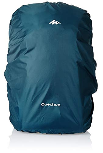 Best decathlon backpack in India 2020 Quechua 30 Ltrs Khaki Rucksack (8383598) Image 4
