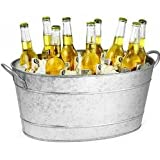 Beaumont TM Ltd Galvanised Steel Beverage Tub [Kitchen & Home]