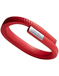 Jawbone uP bracelet voyant/schlaftracker taille l (jack 3,5 mm), bluetooth 4.0 pour apple iOS et android
