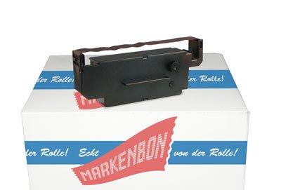 Farbbandkassette passend für Citizen IDP 3421 [violett] markenbon IR-51P (1 Karton mit 5 Stück)