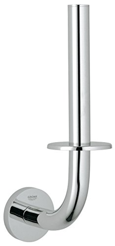 Preisvergleich Produktbild Grohe Essentials Papierrollenhalter, chrom, 40385001