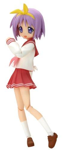 Tsukasa Hiiragi Figurine Winter School Uniform ver. (Lucky Star)