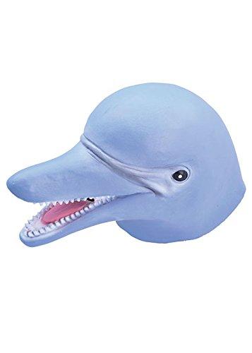 Erwachsene Delphin Deluxe Maske