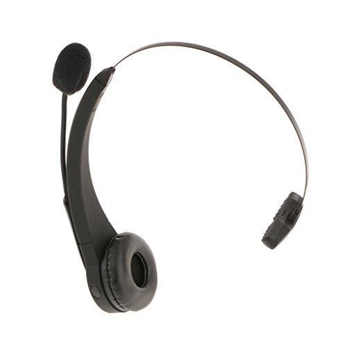 Gazechimp Bluetooth Auriculares Inalámbrico con USB Cable Accesorios Multiusos para Sony PS3 Con Micrófono