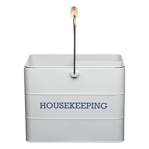 Living Nostalgia Housekeeping Box 33 cm, - Halter Brot Holz