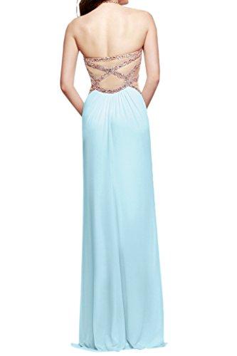 Ivydressing -  Vestito  - linea ad a - Donna Himmelblau