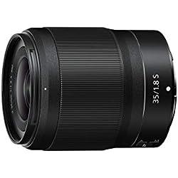 Objectif Nikkor Z 35 mm f/1.8 S pour hybride Nikon Z