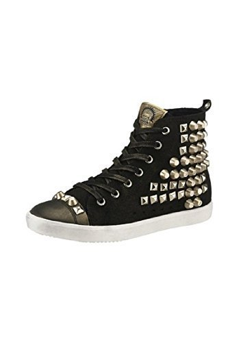BULLBOXER Boots, Stivali donna Nero (nero)