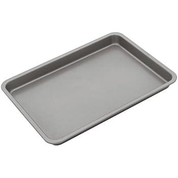Judge Swiss Roll Tin, Grey, 32 x 23 x 2.5 cm