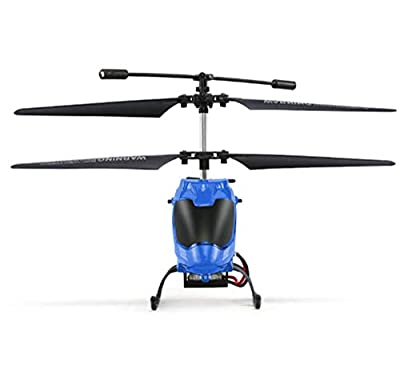 New Remote Control Helicopter-3.5 Channel Remote Control Anti-impact Alloy body RC Flying Helicopter,Indoor Helicopter Ready to Fly for Kids Beginners