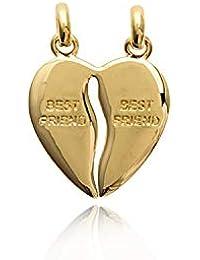 78040aa0fa47 Amazon.es  Best Friend - Colgantes   Colgantes y monedas preciosas ...