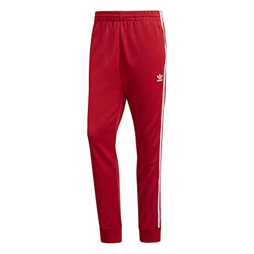 adidas Herren SST TP Pants, Power red, XL