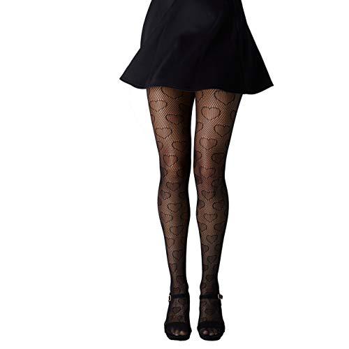 91bc468412f2b Gipsy Hosiery - Collants - Femme - noir - Taille Unique