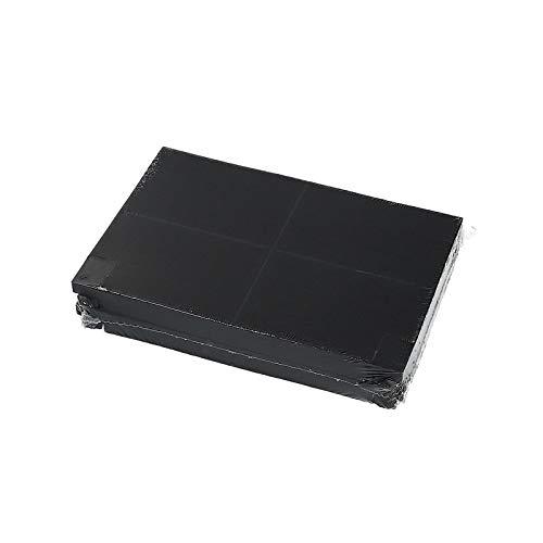 2 x Aktivkohlefilter für AEG 50232980008 EFF55 EHFC55 passend für Dunsthauben