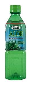 Grace Aloe Vera Drink 500 ml x12